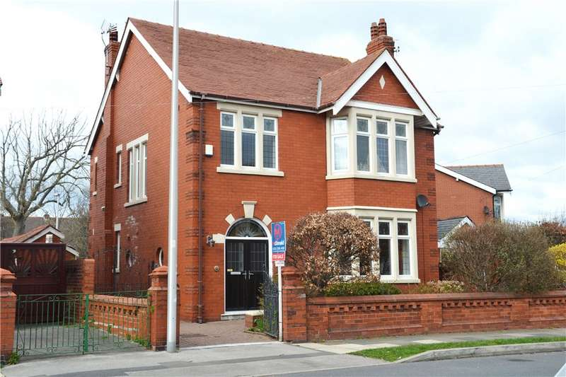 4 Bedrooms Detached House for sale in Knowsley Avenue, Stanley Park, Blackpool