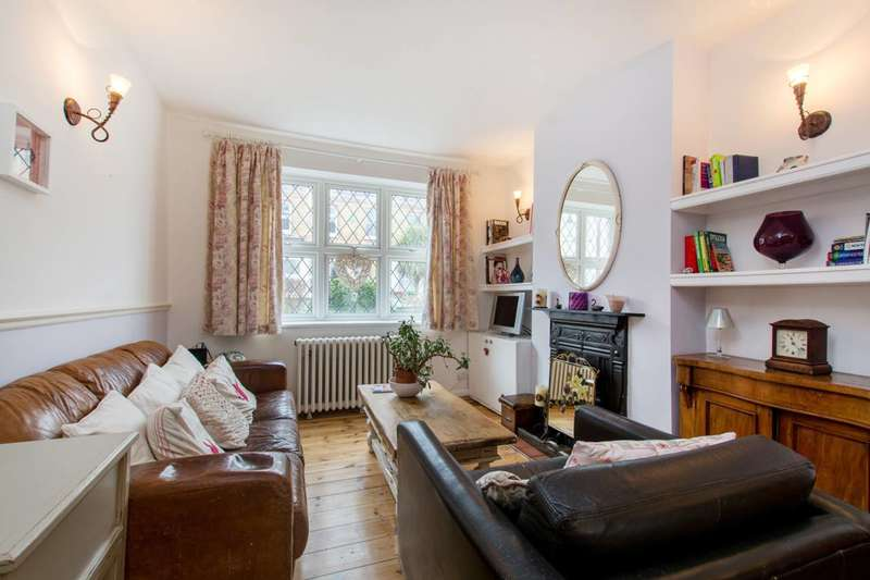3 Bedrooms Terraced House for sale in Belmont Road, Belmont, SM2