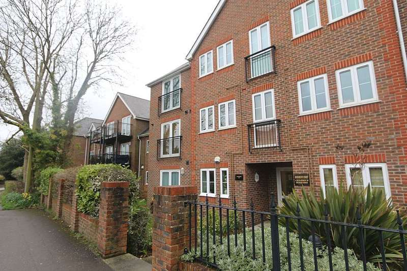 2 Bedrooms Ground Flat for sale in Rosemount Court, High Street, West End, Southampton, Hampshire, SO30