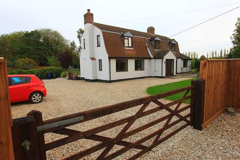 5 Bedrooms Detached House for sale in South Road, Abington, Cambridge, Cambridgeshire, CB21 6AU