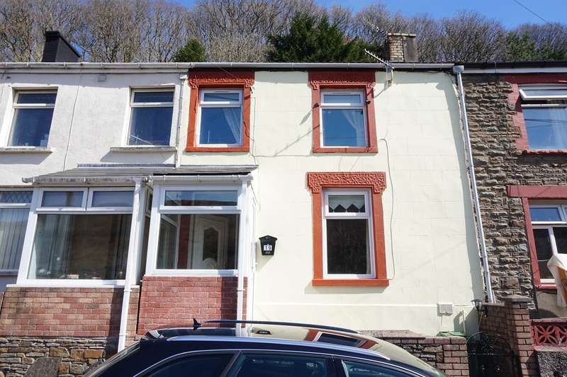 3 Bedrooms Terraced House for sale in Tredegar Road, New Tredegar, NP24