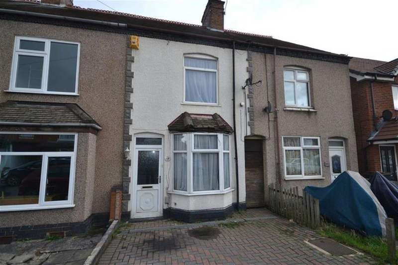 3 Bedrooms Terraced House for sale in Haunchwood Road, Stockingford, Nuneaton