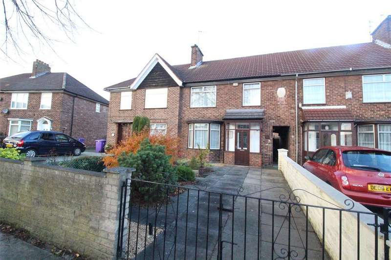 3 Bedrooms Terraced House for sale in The Beechwalk, Liverpool, Merseyside, L14