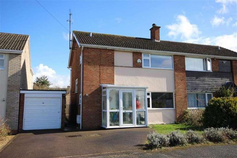 3 Bedrooms Semi Detached House for sale in Southfield Close, Leckhampton, Cheltenham, GL53