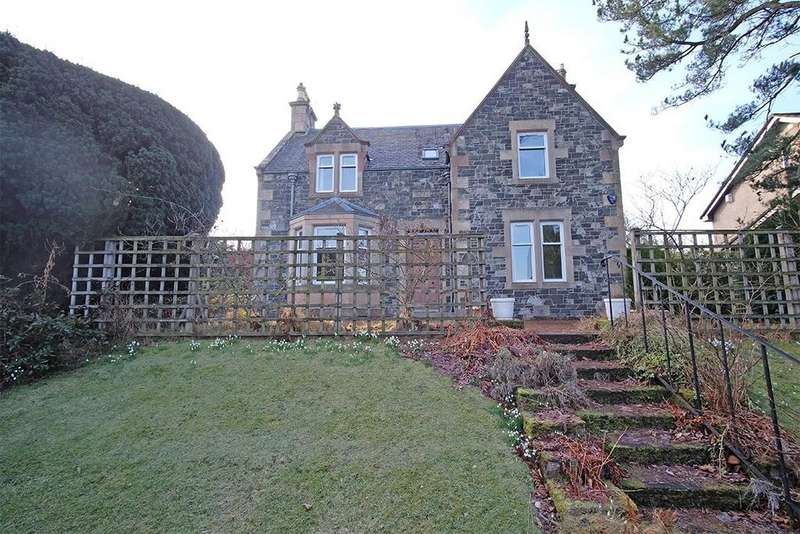 4 Bedrooms Detached House for sale in St Marnocks Frankscroft, Peebles, EH45 9DX