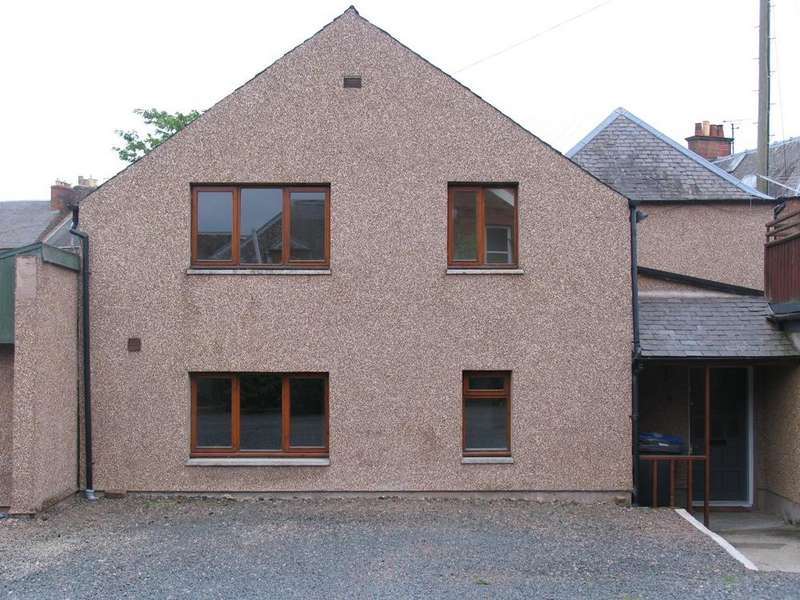 3 Bedrooms Terraced House for sale in The Old Bakery 6 Railway Court, Newtown St Boswells, TD6 0PW