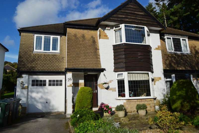 4 Bedrooms Semi Detached House for sale in Station Road, Baildon, BD17