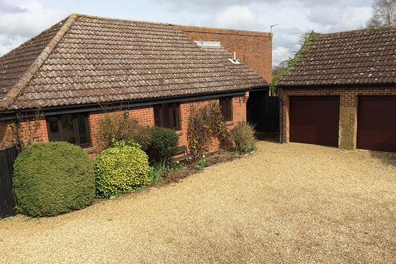 3 Bedrooms Detached Bungalow for sale in Straight Road, Battisford, Stowmarket IP14
