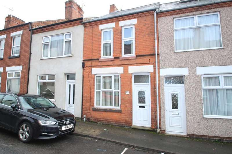 3 Bedrooms Terraced House for sale in Queen Street, Barwell