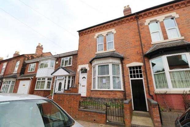 3 Bedrooms Terraced House for sale in Albert Road, Handsworth, B21