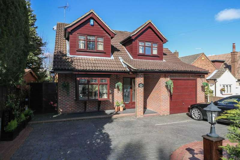 4 Bedrooms Detached House for sale in The Avenue , Billericay CM12