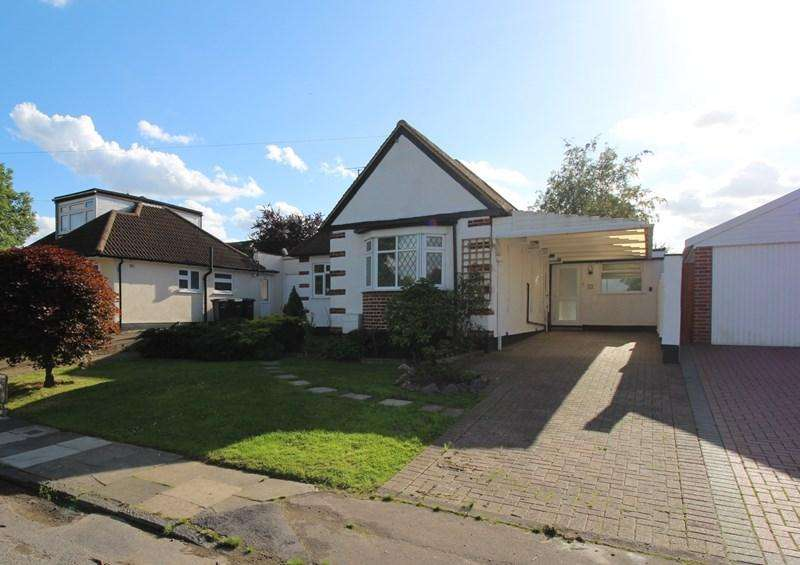 3 Bedrooms Detached Bungalow for sale in Ash Ride, Crews Hill