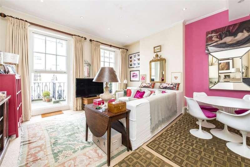 3 Bedrooms Maisonette Flat for sale in Alderney Street, London, SW1V