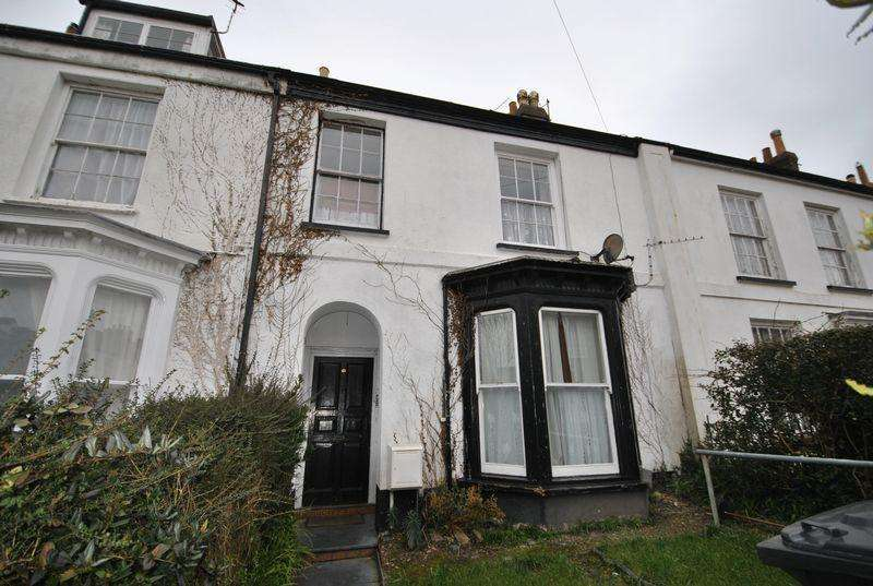5 Bedrooms Terraced House for sale in Licensed 5 Room HMO on Newport Terrace, Barnstaple