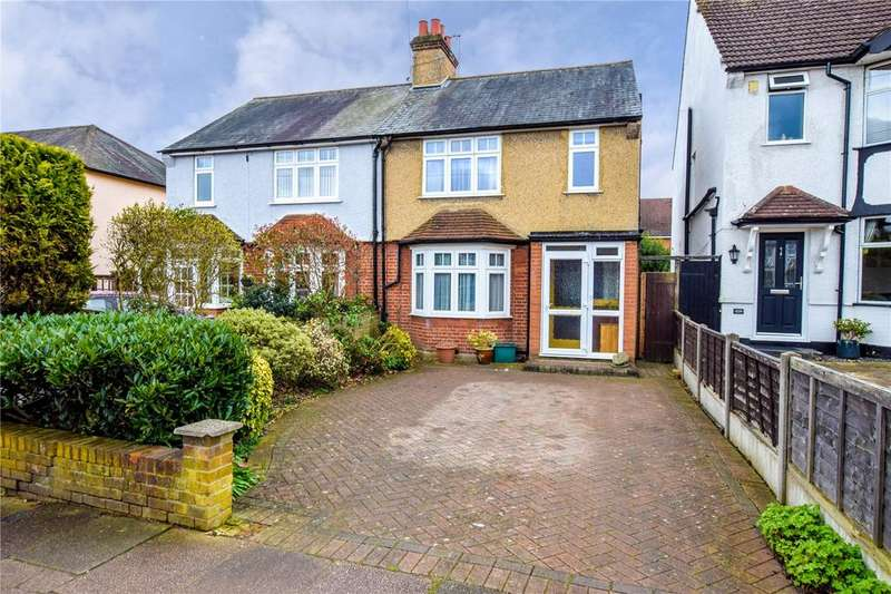 3 Bedrooms Semi Detached House for sale in Gammons Lane, Watford, Hertfordshire, WD24
