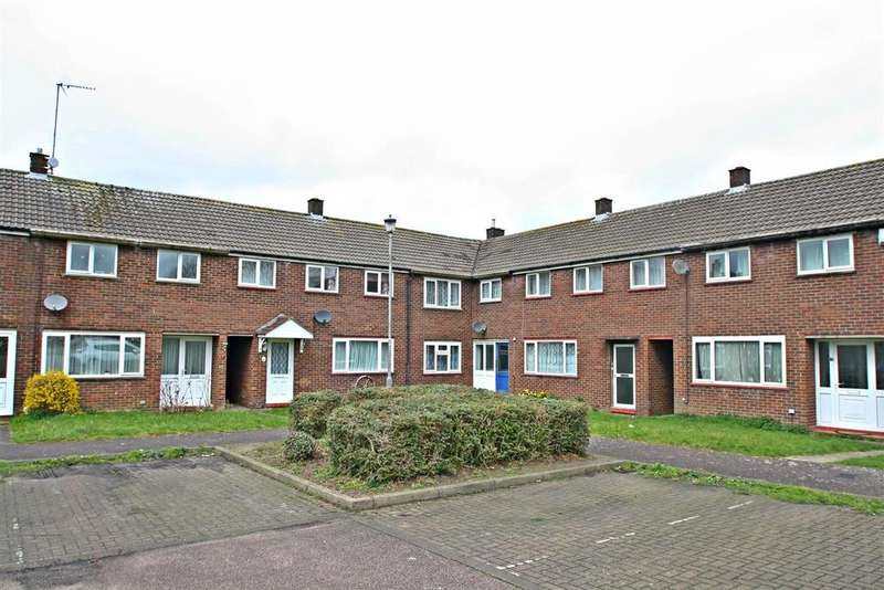3 Bedrooms Apartment Flat for sale in Dorset Close, Bletchley, Milton Keynes