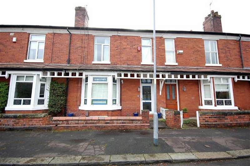 3 Bedrooms Terraced House for sale in Tintern Avenue, West Didsbury, Manchester, M20