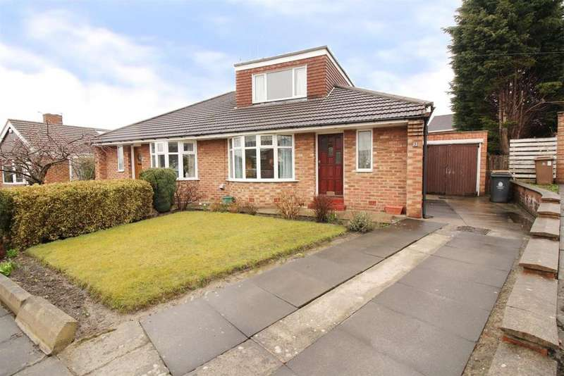 3 Bedrooms House for sale in Boulmer Gardens, Wideopen, Newcastle Upon Tyne