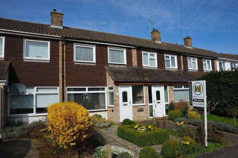 3 Bedrooms Terraced House for sale in Evans Road, Eynsham