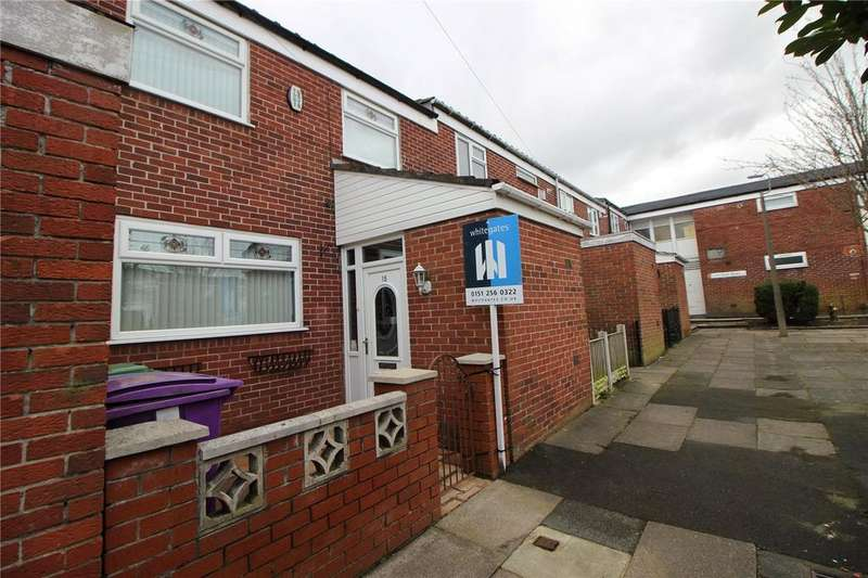 2 Bedrooms House for sale in Lowfield Road, Liverpool, Merseyside, L14