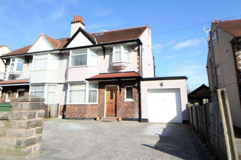 3 Bedrooms Semi Detached House for sale in St Andrews Road, Claughton
