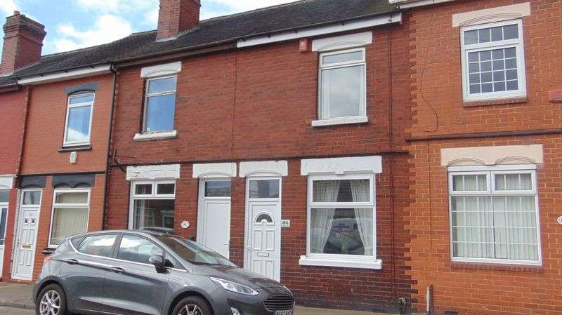 2 Bedrooms Property for sale in Goldenhill Road, Stoke-On-Trent