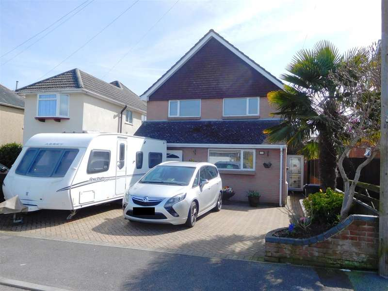 4 Bedrooms Detached House for sale in Hincliffe Road, Poole