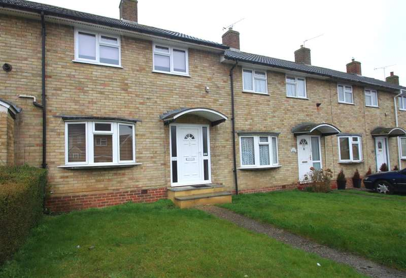 2 Bedrooms Terraced House for sale in Paddock Road, South Ham, Basingstoke, Hants