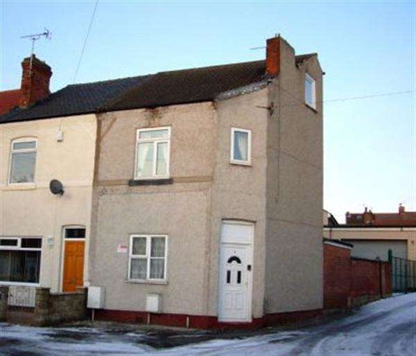 2 Bedrooms Apartment Flat for rent in Clarence Street, Dinnington, Sheffield