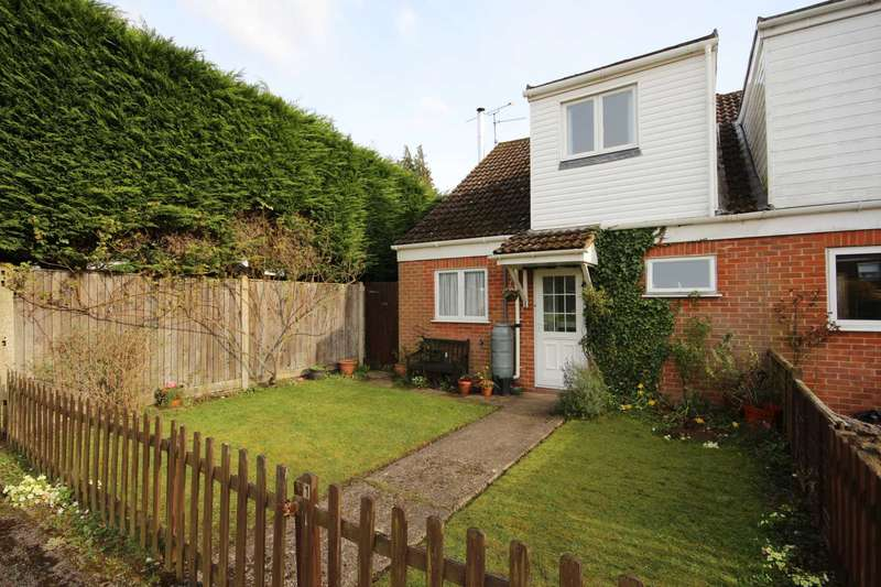 3 Bedrooms End Of Terrace House for sale in Woodies Close, Binfield