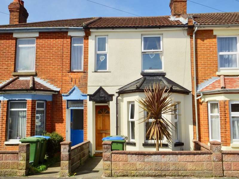 2 Bedrooms Terraced House for sale in Norham Avenue, Southampton SO16