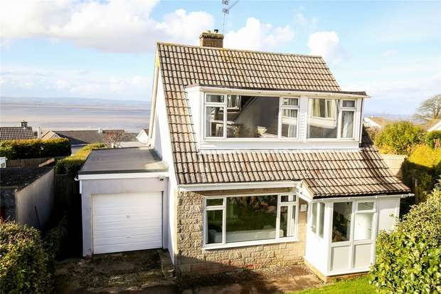 3 Bedrooms Detached House for sale in Down Close, Portishead, Bristol