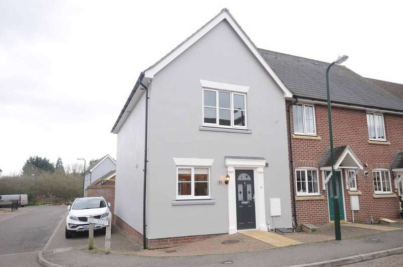 3 Bedrooms Semi Detached House for sale in Chestnut Avenue, Great Notley, Braintree, CM77