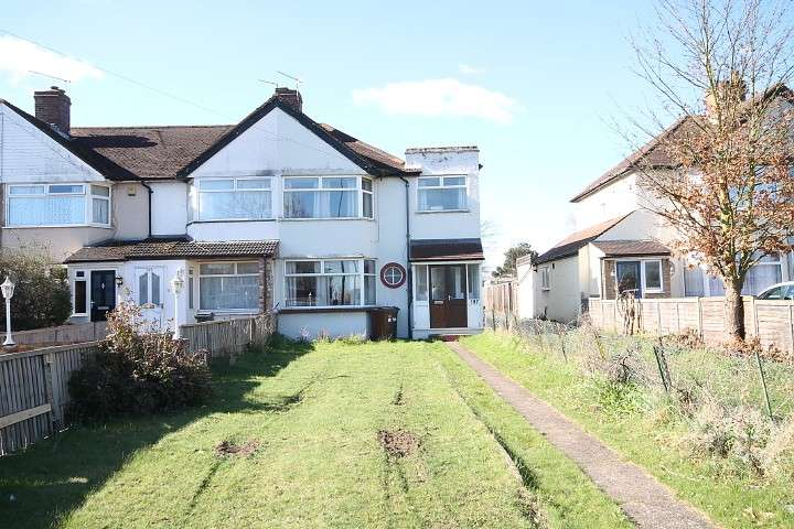 3 Bedrooms End Of Terrace House for sale in Uxbridge Road, Feltham, TW13