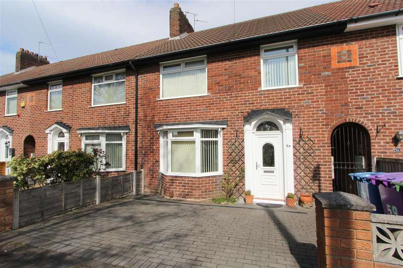 3 Bedrooms Town House for sale in Brookside Avenue, Knotty Ash, Liverpool