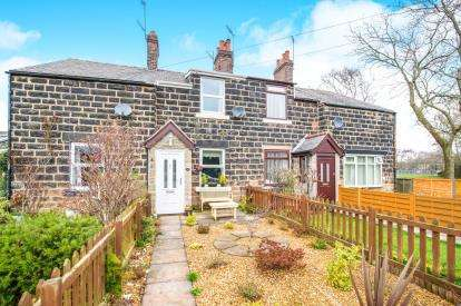2 Bedrooms Terraced House for sale in First Avenue, Harrogate, North Yorkshire