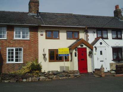 2 Bedrooms Terraced House for sale in The Square, Bagworth, Coalville, Leicestershire