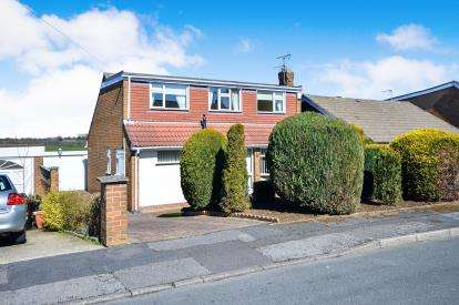 3 Bedrooms Bungalow for sale in Woodside, Skegby, Nottinghamshire, Notts