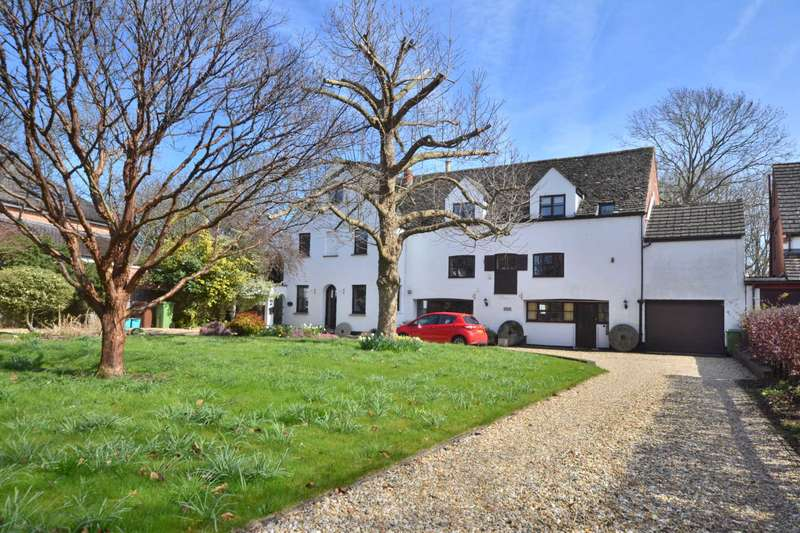 4 Bedrooms Semi Detached House for sale in Sandford Mill Road, Cheltenham