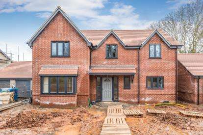 4 Bedrooms Detached House for sale in Malvern Road, Powick, Worcester, Worcestershire