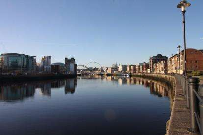 3 Bedrooms Flat for sale in Mariners Wharf, Quayside, Newcastle upon Tyne, Tyne and Wear, NE1