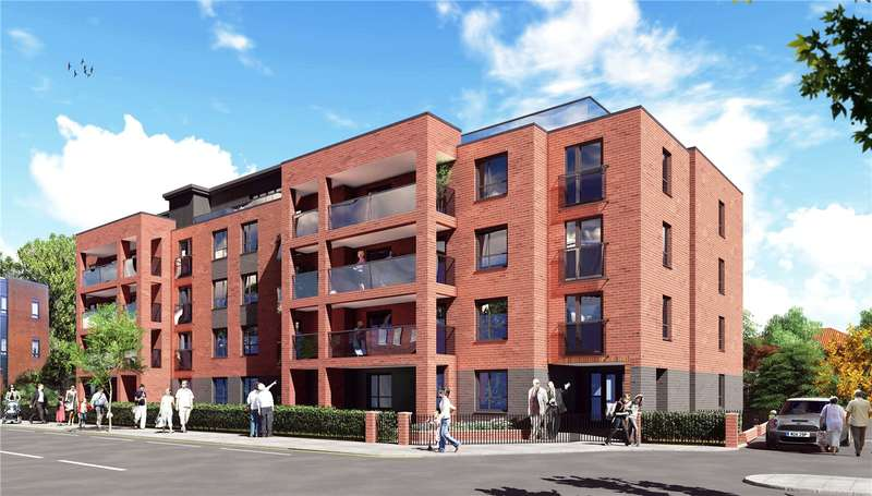 2 Bedrooms Retirement Property for sale in Heath Lodge, Marsh Road, Pinner, Middlesex, HA5