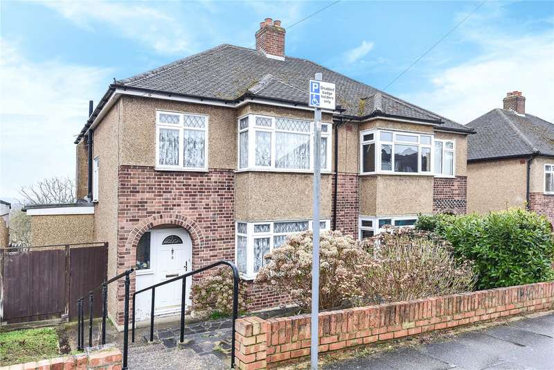3 Bedrooms Semi Detached House for sale in York Road, Northwood, Middlesex, HA6