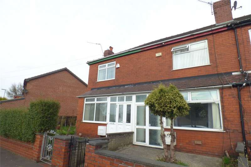 2 Bedrooms Terraced House for sale in Byron Street, Hollinwood, Oldham, Greater Manchester, OL8
