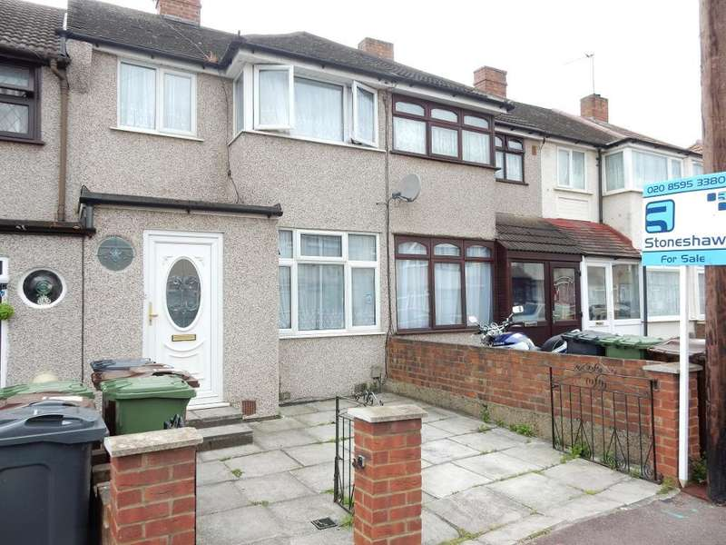 2 Bedrooms Terraced House for sale in Third Avenue, Dagenham, Essex, RM10 9BB