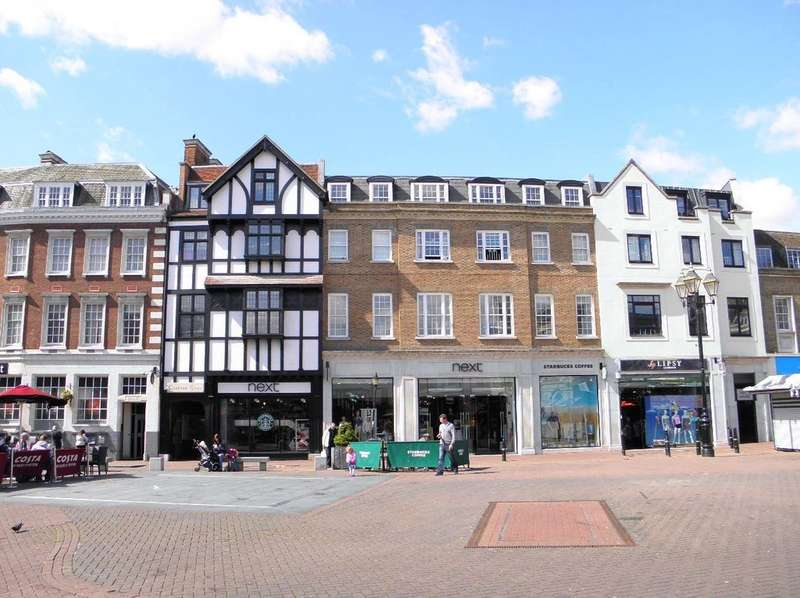 2 Bedrooms Flat for sale in Charter Quay