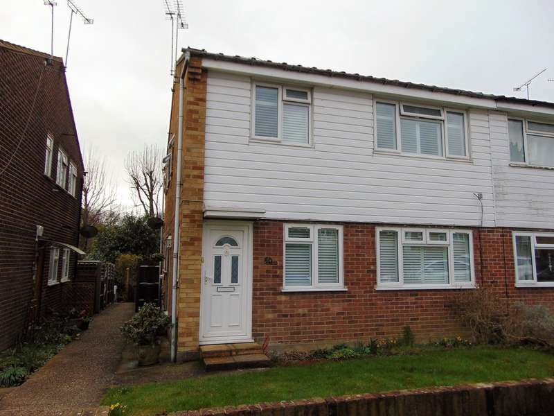 2 Bedrooms Maisonette Flat for sale in 50 Swallowdale, South Croydon, Surrey
