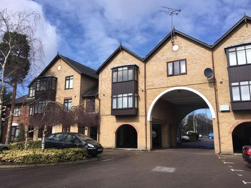 1 Bedroom Flat for sale in Parkside Lodge, Erith Road, Upper Belvedere, DA17 6LE