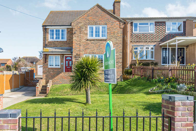 4 Bedrooms Detached House for sale in Wards Hill Road, Minster On Sea, Sheerness, ME12