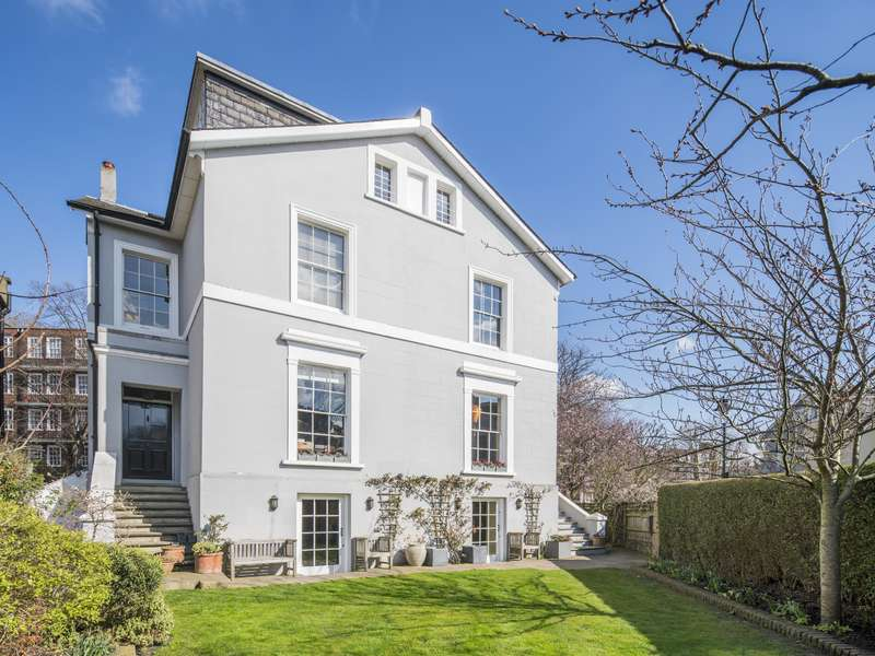 9 Bedrooms House for sale in Eton Villas, Belsize Park